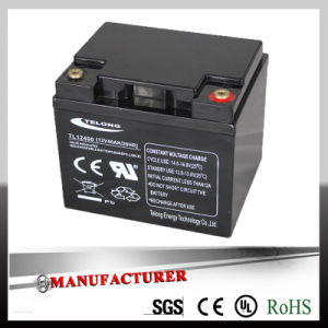 Solar Street Light Battery 12V40ah Deep Cycle Battery pictures & photos