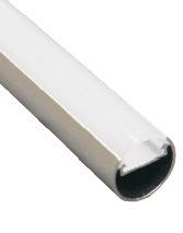 Round Aluminum Profile for LED Strip Light pictures & photos