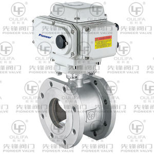 Wafer Type Flanged Ball Valve (PN16-PN160) pictures & photos