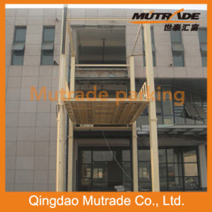 Four Post Heavy Duty Car Elevator Lifting Equipment (FP-VRC) pictures & photos