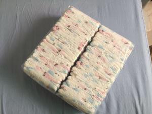 Baby Diaper in Simple Packaging2