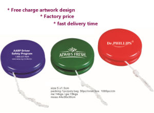 Promotional Yoyo with Cutsomer Logo Printing pictures & photos