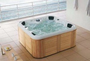 Outdoor SPA Massage Hot Tub for Six Person (711A) pictures & photos