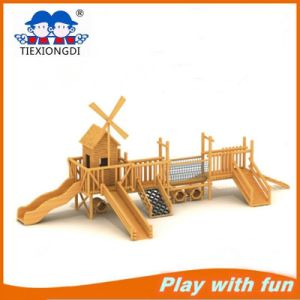 Outdoor Playground Woods Series New Model pictures & photos