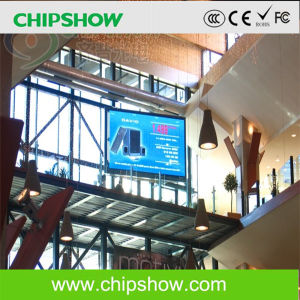 Chipshow P10 Commercial Indoor Full Color LED Display pictures & photos