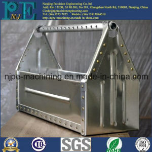 Custom High Quality Aluminum Sheet Metal Toolbox pictures & photos