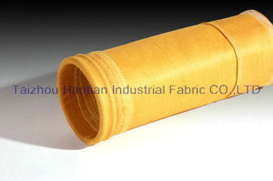 P84 Non-Woven Punched Needle Felt Filter Bag pictures & photos