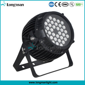 High Power 36X3w Rgbaw 5in1 Zoom Outdoor LED PAR Light pictures & photos