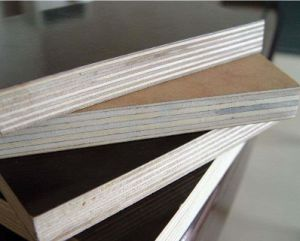 Mdo Plywood with Combi Core for Decoration pictures & photos