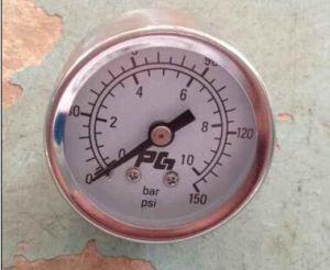 304ss Case Brass Internal Pressure Gauge pictures & photos