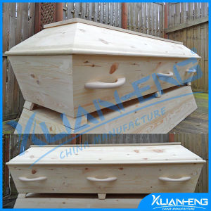 Wooden Casket for The Funeral Products pictures & photos