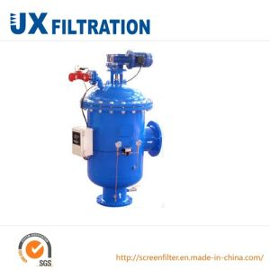 Automatic Self-Cleaning Sewage Water Filter pictures & photos