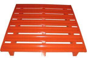 Heavy Duty 4-Ways Steel Pallet