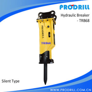 Trb68/75/100/135/155 /165/175silenced (top, side) Type Excavator Hammer Breaker for Excavator pictures & photos
