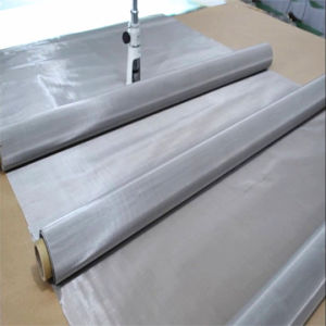 Woven Wire Screen 120 Micron Stainless Steel Wire Mesh pictures & photos