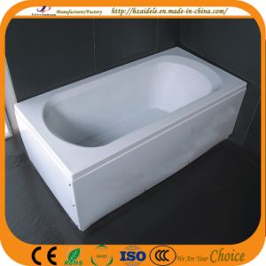 ABS Simple Bathtub Without Massage (CL-712) pictures & photos