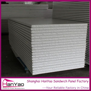 Heat Insulation EPS Sandwich Panel Wall Panel for Wall and Roof pictures & photos