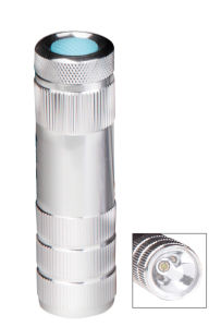 9 LED Aluminum Flashlight (ETNG-1002) pictures & photos