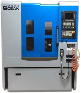 High Precision Cutting Machine for Phone Glass (RTA450M) pictures & photos