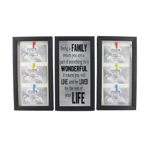 New Plastic Frame Set for Home Decoration pictures & photos