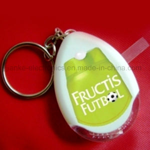 LED Sound Control Key Finder Keyring with Logo Print (3117) pictures & photos