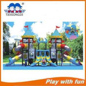 Outdoor Playground Equipments Toys Playground Slide for Sale pictures & photos