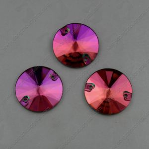 Wholesale Fashion Crystal Stones Round Sew on Crystals pictures & photos