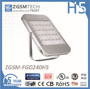 240W COB LED Flood Light with Meanwell Hlg Driver pictures & photos