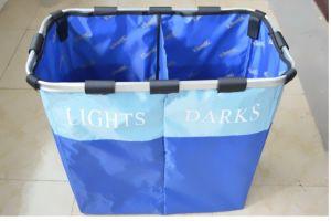 Aluminium Sash Nylon Laundry Bag