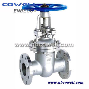 Cast Iron Stem Gate Valve pictures & photos