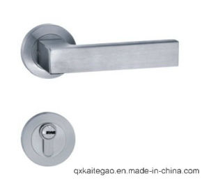 (SD-015) High Quality and Security Stainless Steel Level Handle with Lock pictures & photos