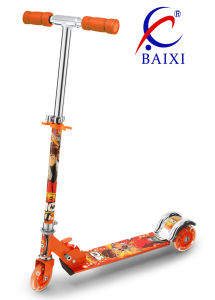 3 Wheel Folding Scooter for Kids (BX-3M005) pictures & photos