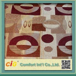 Polyester Cotton Fabric for Sofa Cover with Nice Designs Patterns pictures & photos