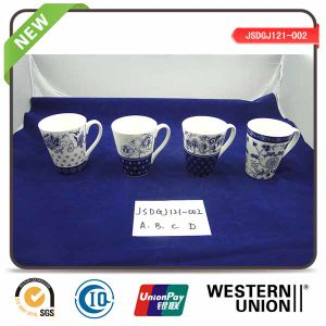 Exquisite Decal Ceramic Mug Promotional Porcelain Mug pictures & photos
