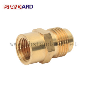 Brass Gas Fitting Nut pictures & photos