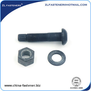 Carbon Steel ASTM A325 Heavy Hex Structural Bolt