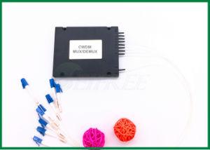 Fiber Optic CWDM Mux Demux with 1550nm CATV Port Monitor pictures & photos
