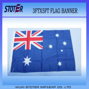 Polyester Custome Australia Nation Flag pictures & photos