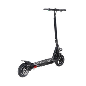 "8"" Foldable Electric Push Scooter (MES-003) pictures & photos"