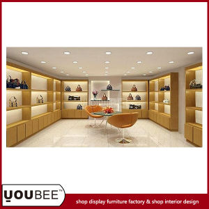 Durable Display Furniture for Handbag and Briefcase Shop Interior Design pictures & photos