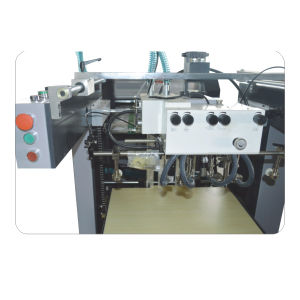 Sguv-600A UV Coating Automatic Machine with Ce Standard pictures & photos