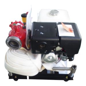 Bj-10A Portable Fire Fighting Water Pump pictures & photos