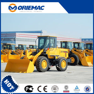 Changlin 937 Full Luck 3ton Wheel Loader with Surprised Price pictures & photos