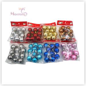 Wholesale 10PCS Dia. 3cm Christmas Decor Ornament Christmas Ball pictures & photos