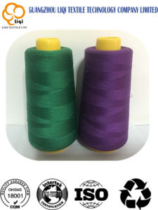 Poly Poly Core Spun Sewing Thread for Bag pictures & photos