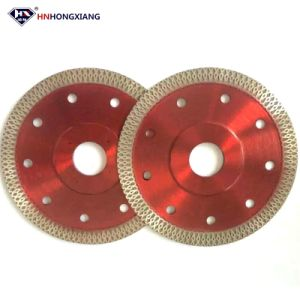 Good Performance Double Row Diamond Cutting Wheel pictures & photos