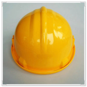 Industrial Y Type Yellow Safety Helmet for Construction Coal Oil Miner pictures & photos