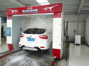 Automatic Rollover Car Washer pictures & photos