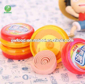 25g Good Taste Bubble Rolls Gum Within Yoyo Ball pictures & photos