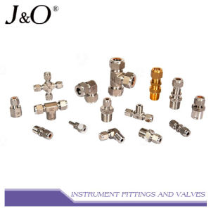 Brass Stainless Steel Tube Fitting Pipe Fitting pictures & photos